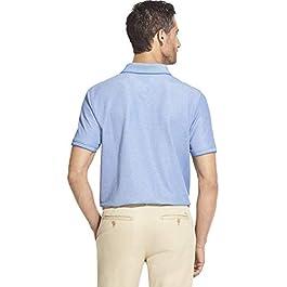 IZOD Men's Regular Fit Advantage Performance Polo Shirt