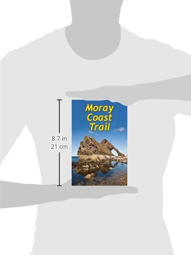 The Moray Coast Trail: With Dava and Moray Ways (Rucksack Readers)