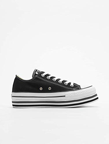 Converse Donna Sneakers Chuck Taylor all Star Platform Layer Ox