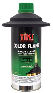 lamplight-farms-1212177-citronella-flame-torch-green-12-oz-yard-patio-torches-lights