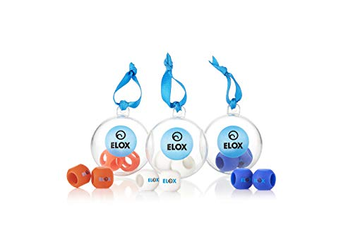 ELOX Bikini Beads Summer Pack-Transform top, relieve neck discomfort,  better cleavage support for beach and water sports, tie straps crisscross