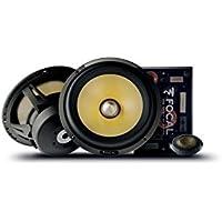 Focal ES165K2 Elite K2 Power Series 6.5 Component Speaker System