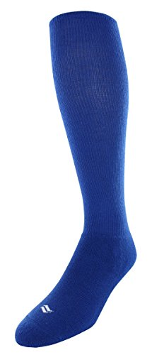 Sof Sole Football Over-the-Calf Team Athletic Performance Socks for Men and Youth (2 Pairs)