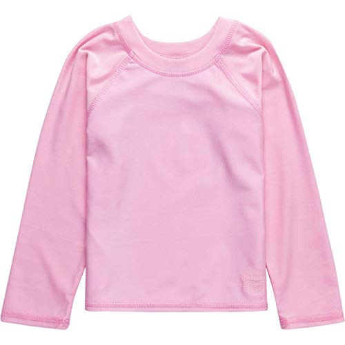 Light Up Body Suit (Banana Boat Pink Bodysuit Rashguard with Long Sleeves for Boys and)