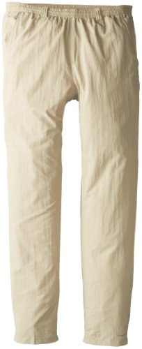 Columbia Men's Backcast Pant, Fossil, Medium/34