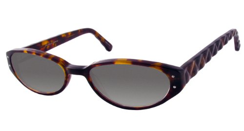 Eddie Bauer Reading Sunglasses - 8218 in Tortoise with Grey Tint ; - Eddie Womens Sunglasses Bauer