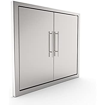 BBQ ACCESS DOOR/ELEGANT NEW STYLE* 31 Inch 304 Grade Stainless/ Steel Bbq  sc 1 st  Amazon.com & Amazon.com : BBQ ACCESS DOOR/ELEGANT NEW STYLE* 31 Inch 304 Grade ...