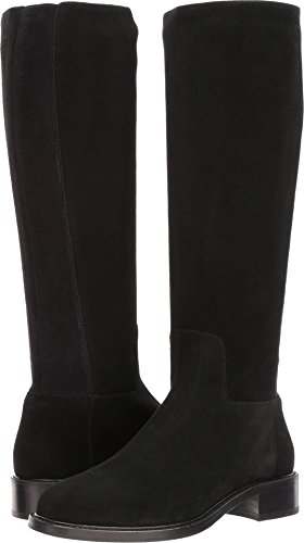 the cheapest cheap price Aquatalia Women's bryana Calf Knee High Boot Black Suede eastbay cheap price low price outlet best DOPNRcsqt