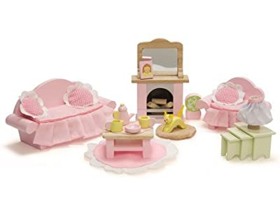 Rosebud Sitting Room from Hotaling