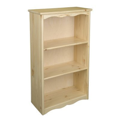 (Little Colorado Traditional Bookcase, Natural)