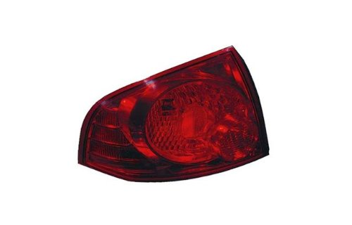 Nissan Sentra (Base, S) Replacement Tail Light Assembly - 1-Pair