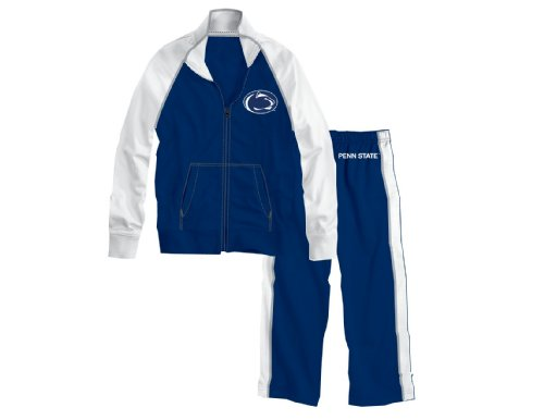 NCAA Penn State Nittany Lions Boy's Windsuit, X-Small/4