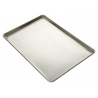 Focus Foodservice 900499 Quarter size sheet pan, 23 Ga aluminized steel- non-stick - Case of 12