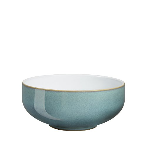 Denby Azure Soup/Cereal Bowls, Set of 4 by Denby