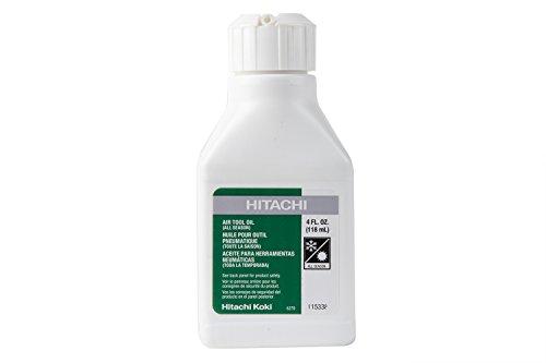 Hitachi 115338 All Season Tool Oil Bottle, 4 oz