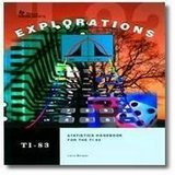 Statistics Handbook For Ti-83 (Explorations)