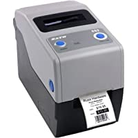 Sato Compact CG208 Thermal Transfer Printer - Monochrome - Desktop - Label Print