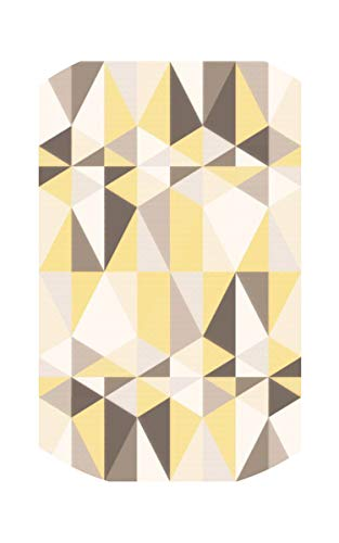 Carpet Geometric Abstract Striped Triangle Carpets Living Room/Bedroom Coffee Table Anti-Slip Floor mat/Rugs,B-017,Customized