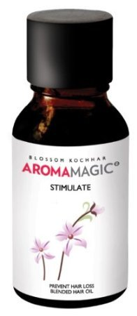 Aroma Magic Blended Hair Oil Stimulate 15ml (Pack of 2) Free Expedited Shipping!