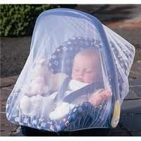 BabyOno Universal Mosquito Net for Stroller Supreme Baby Limited BA0239