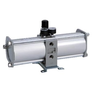 SMC VBA20A-03GN booster regulator 3/8 *lqa by SMC Corporation