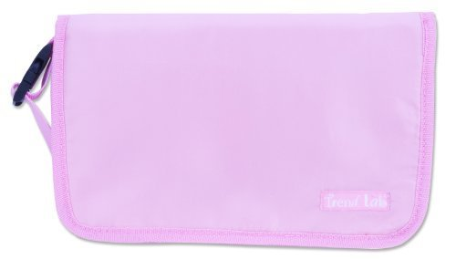 Trend Lab Diaper Clutch, Pink Color: Pink NewBorn, Kid, Child, Childern, Infant, Baby