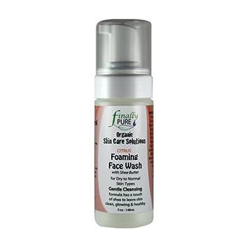 Amazon.com: Por último Pure – Cítricos Face Wash para tipos ...