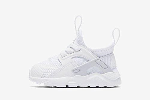 Nike 859594-100, Jungen Sneaker Weiß Bianco