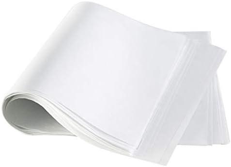 Regency Non-Stick Square Parchment Paper Sheets for Baking- Includes 50 Sheets Regency Wraps RGN-RW1175-50
