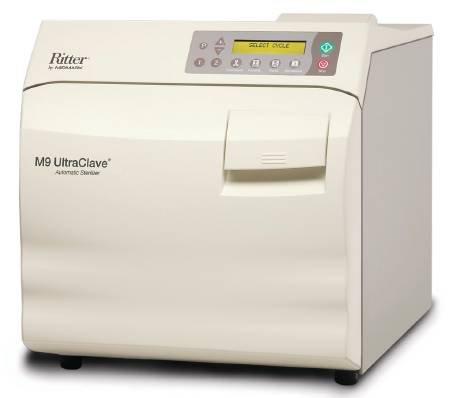 Midmark 90223200 Sterilizer M9 Ultraclave Automatic Sterilizer 9 X 15 Inch Automatic Door M9-022 Box Of 1