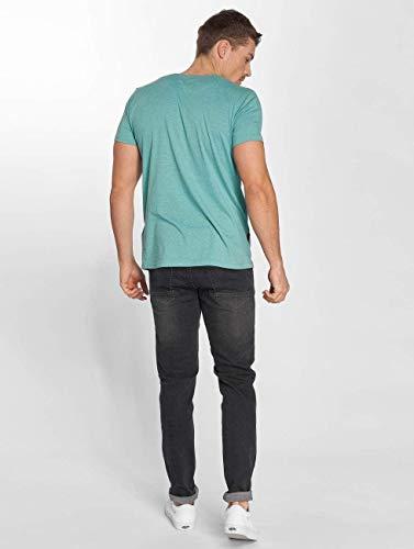 Maddox Kickin Alife t And shirt Homme Turquoise Hauts rYwPR5wq