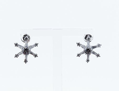 Fei Liu Bijoux Cristal Boucles d'oreilles étoiles