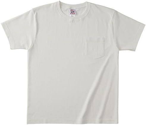 オープンエンドマックスウェイトポケットTシャツ OE1117 [メンズ]