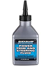 Quicksilver 858074Q01 1 Pint Bottle of Power Trim and Steering Oil