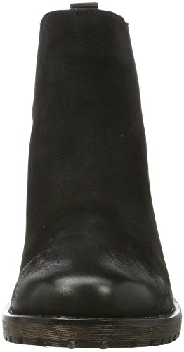 01002 svart Maggy Spm Boots Kvinners Svart Svart Chelsea 6xx0nP