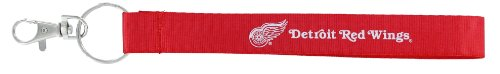 aminco NHL Detroit Red Wings Wristlet Key Ring