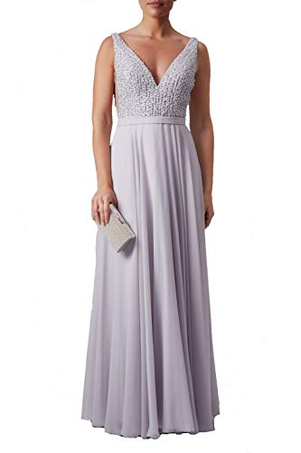 Silber Silber Perlen Mascara Seite Mc181286bm Kleid Vent 7pAHU