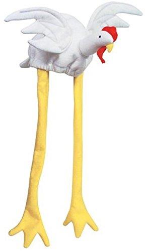Felt Rooster (Felt Rooster Hat)