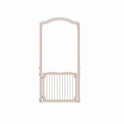 (KYDZsuite Welcome Gate with Arch - Tall - 72