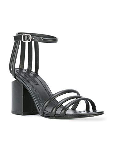 Zwarte sandalen Wang Alexander lederen 304189001 Women xYSwC6