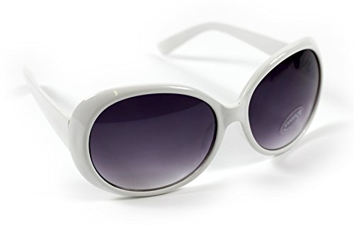 soleil de Noir Noir Blanc Giftsbynet Femme Lunette Blanc qRwUUT