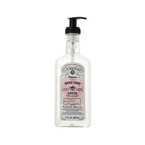 J.R. Watkins Hnd Soap Liq Grapefruit 11 Fz Case_6 by J.R. Watkins