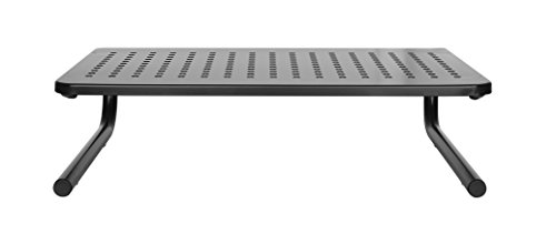CASIII Monitor Stand Riser Vented for Computer, Laptop, Desk, iMac, Printer Platform inch Height (14.6'' X 10.8'') CAS-082 by Casiii (Image #3)