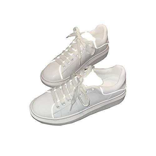38eu Deportivo Luminoso Senderismo 37 5eu Calzado Casual De Zapatillas Zhijinli Zapatos Trabajo Entrenamiento gAwfMq