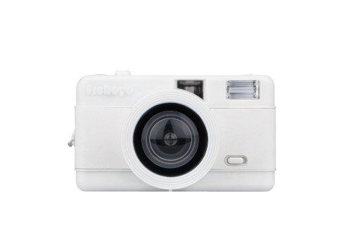 Lomography Fisheye One Compact film camera 35 mm Color blanco - Cá mara (Compact film camera, 35 mm, Mecá nico, 1/100, AA, Color blanco) Mecánico fcp100w