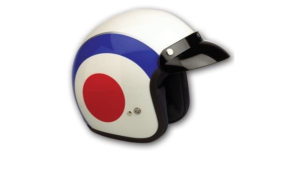 Amazon.es: Frontal descubierto casco Viper RS-04 Target ...