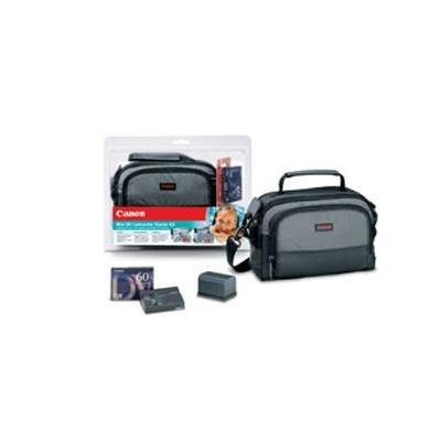 Canon 1611B002 MiniDV Camcorder Starter Kit