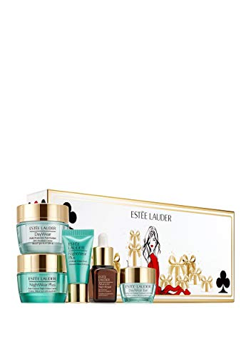 5-Pc. travel size day wear Protect + Hydrate For Healthy, Youthful-Looking Skin Set