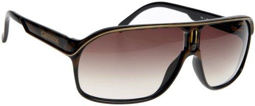 Carrera Jolly/T Black / Tortoise Frame/Brown Gradient Lens Plastic Sunglasses