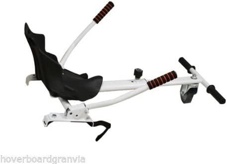 Kawasaki Hover Kart Silla para Scooter, Blanco, Talla Única ...